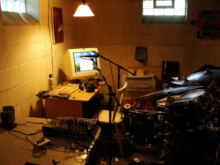 basement studio the amp hour electronics podcast
