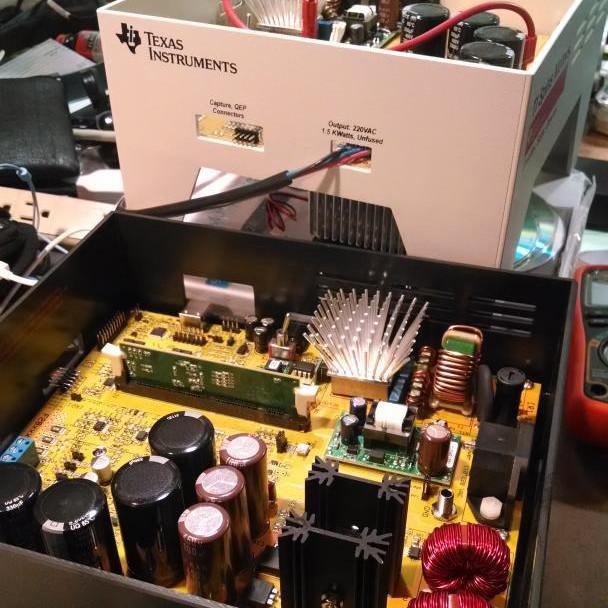 TI Motor Kits