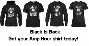 New Black T-shirt Campaign Started