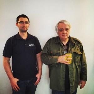 #247 – An Interview with Voja Antonic – Gerontogenous Galaksija Genesis