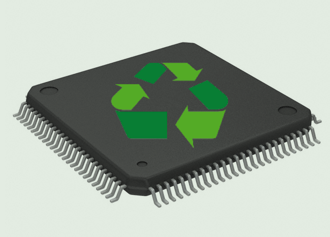 Recycle Your Microcontrollers