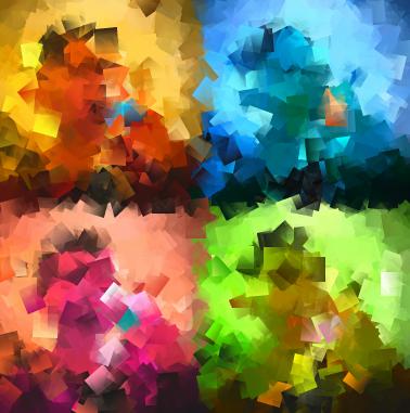 MulticolorCubism