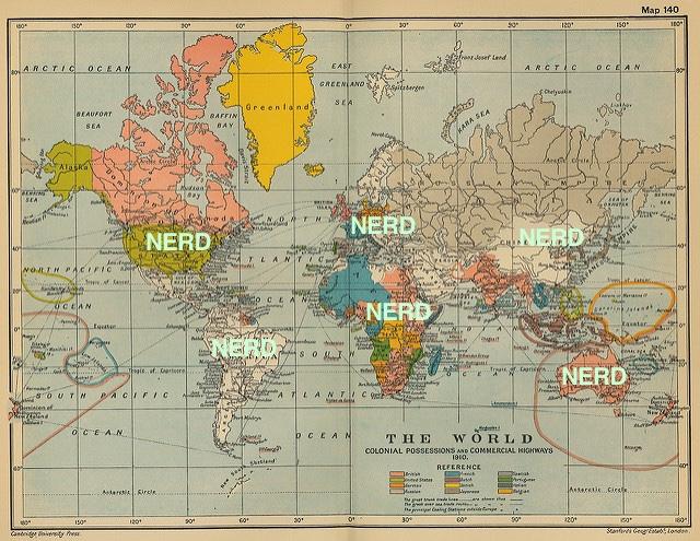 nerdymap